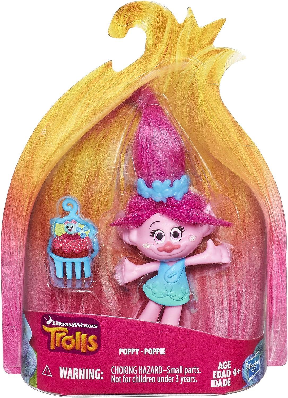 DreamWorks Trolls Poppy Collectible Figure by Trolls
