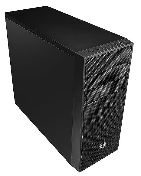 BITFENIX BFC-NEO-100-KKXSK-RP - Ventilador 12cm Trasero Neos Gamer Carcasa ATX PSU No Malla Frontal USB 3.0 sin Herramientas