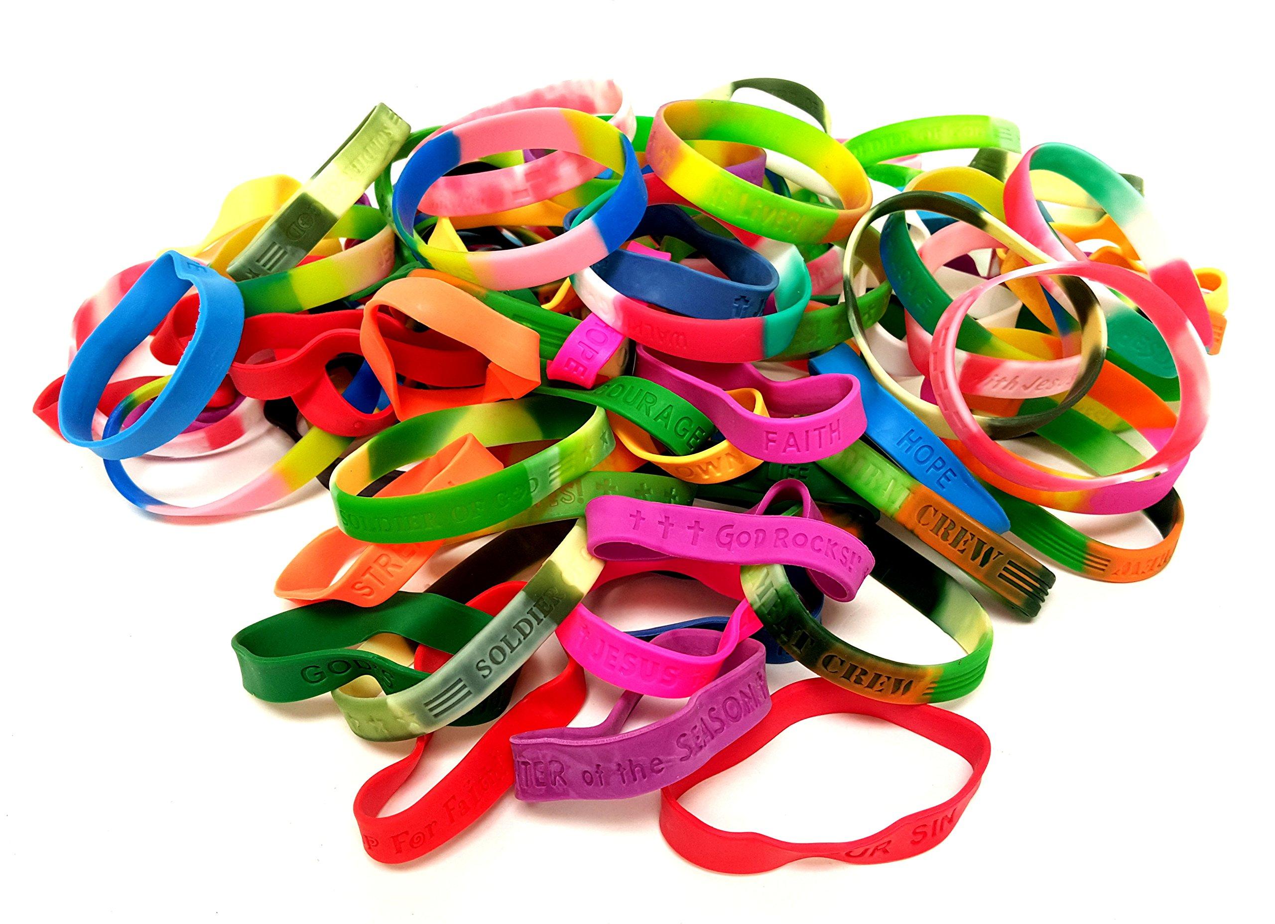 Dondor Religious Bracelets (200 Pack)