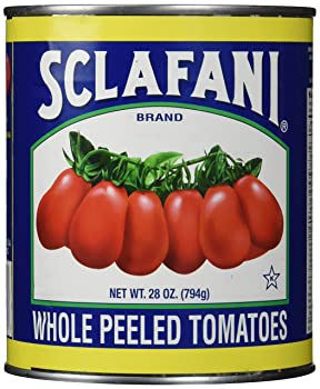 Sclafani Whole Peeled Tomatoes