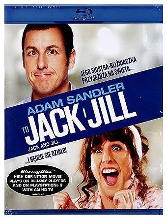 Jack and Jill Blu-Ray Region B IMPORT No hay versión española ...