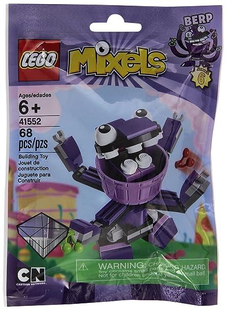 Amazon.com: LEGO Mixels Mixel Berp 41552 Building Kit: Toys & Games
