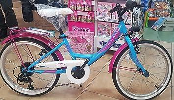 Bicicleta Venere BB20CC para niña, 20 pulgadas, de acero, con ...