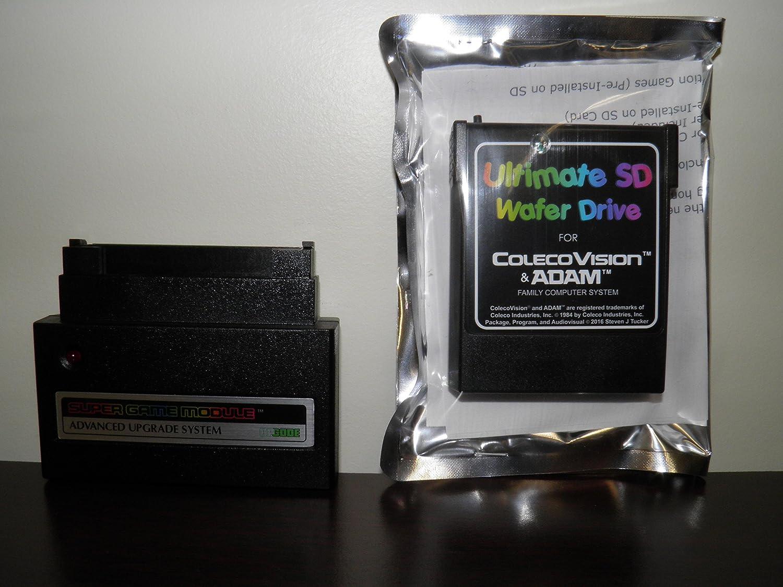 Amazon com: ColecoVision/ADAM Super Game Module with