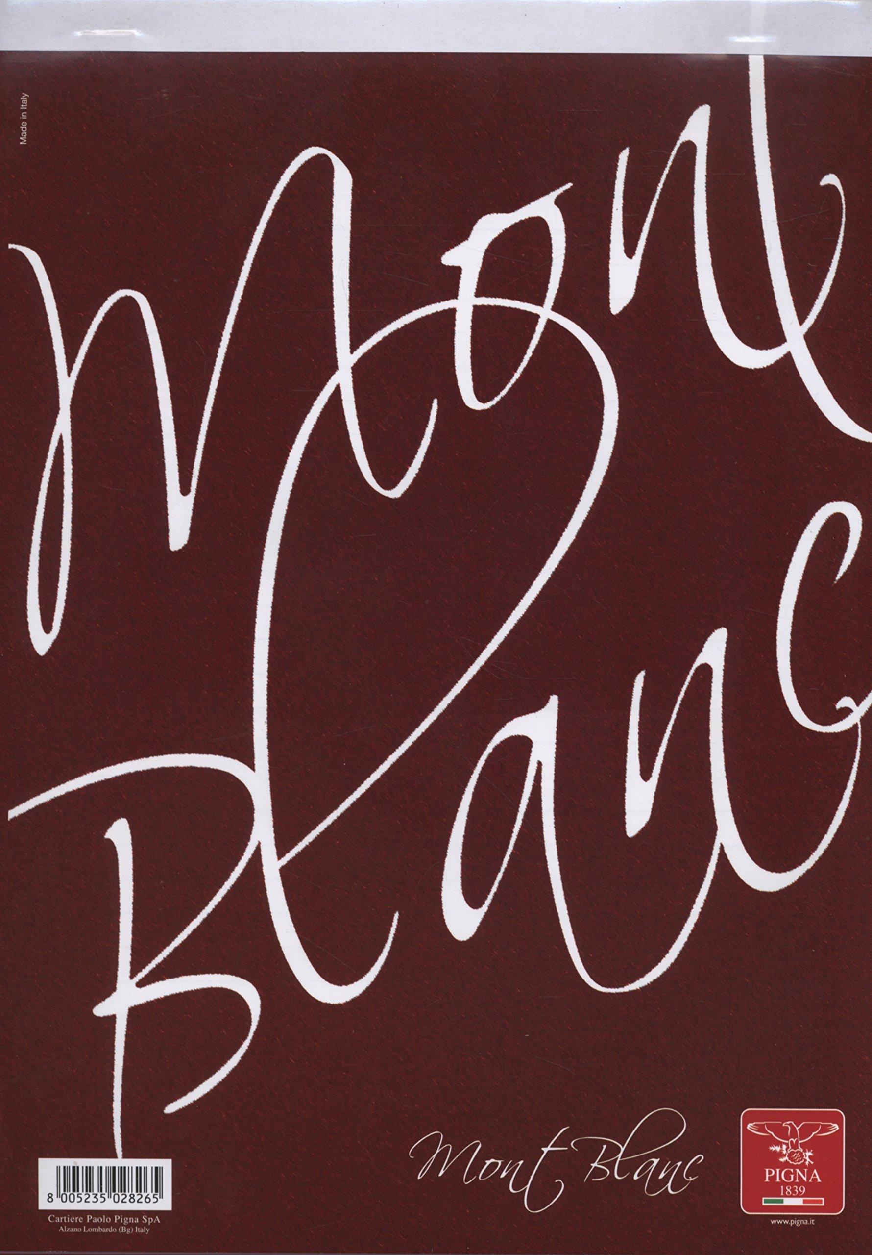Notes A4 Mont Blanc w linie 70 kartek