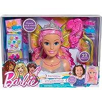 Barbie 62625 Dreamtopia Styling Head, Multicolor