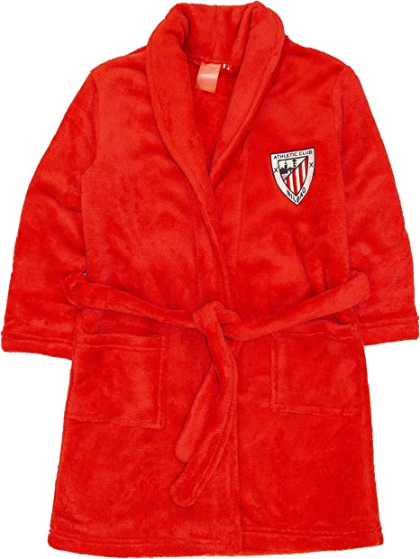 ATHLETIC CLUB BILBAO - Bata Roja, Color Rojo, Talla Xl: Amazon.es ...