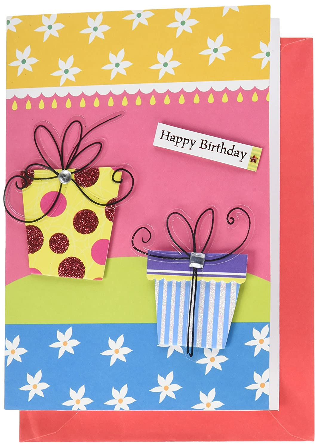 Amazon Deluxe Handmade Greeting Cards All Occasion 10 Pack