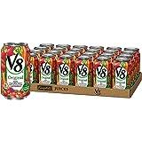 V8 Original 100% Vegetable Juice, 11.5 oz. Can (Pack of 24)