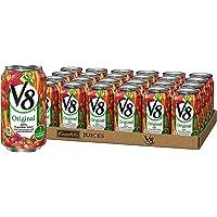 V8 Original 100% Vegetable Juice, 11.5 Fl Oz Can, Pack of 24