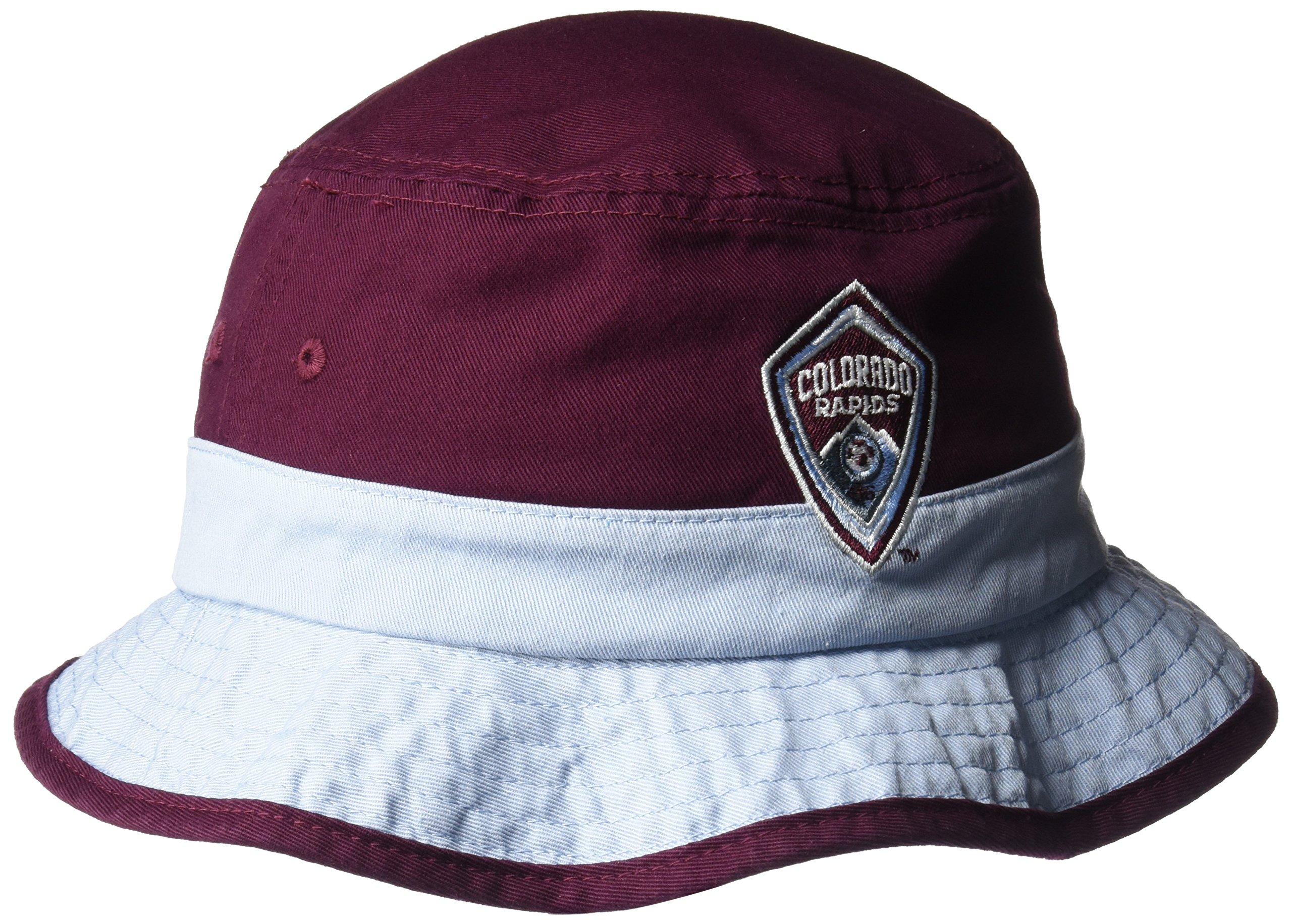89f56fb184ebee Galleon - NBA Cleveland Cavaliers Unisex Team Bucket Hat, Burgundy,  Small/Medium