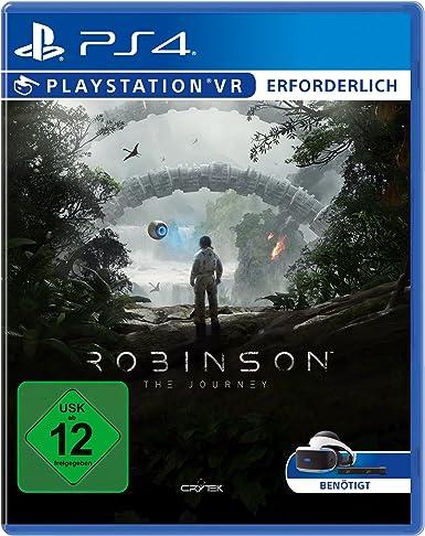 Sony Robinson The Journey VR Básico PlayStation 4 vídeo - Juego (PlayStation 4, Aventura, E (para todos), Se requieren auriculares de realidad virtual (VR)): Amazon ...