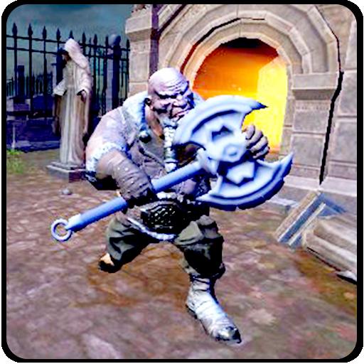 Samurai juegos de lucha 3D gratis RPG de fantasía Real Ninja ...