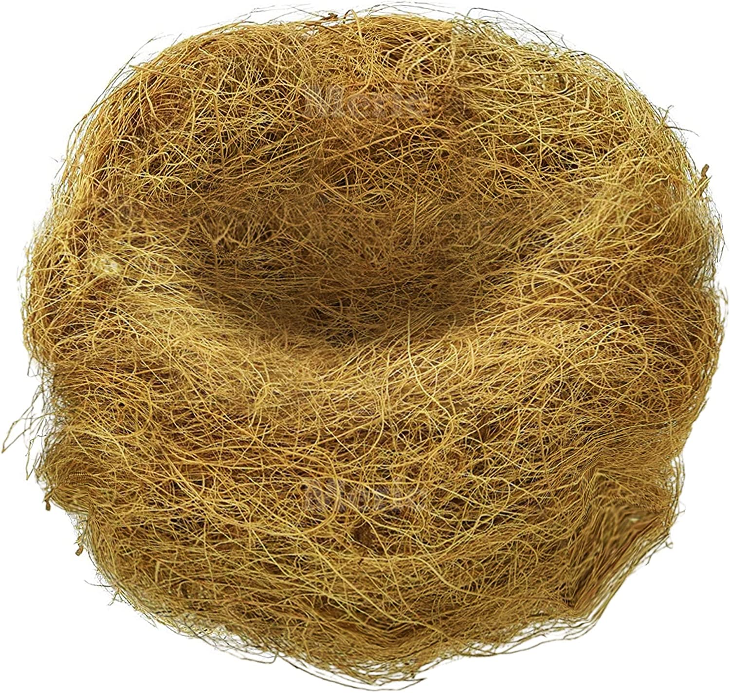 1.5 oz. Nest Lining Material Meric Coconut Fiber for Birds Comfortable Bedding for Small Birds and Animals Great for Nest Building and Hideouts