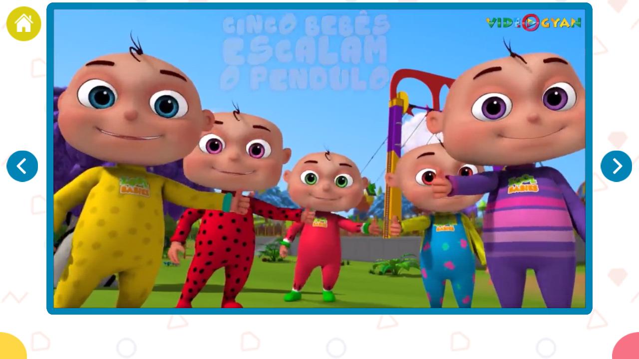 Amazon.com: Portuguese Top Nursery Rhymes Offline Videos ...