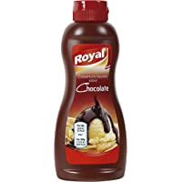 Royal Topping Chocolate - Paquete de 8 x