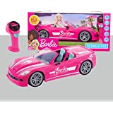 Barbie RC Convertible Car , Pink