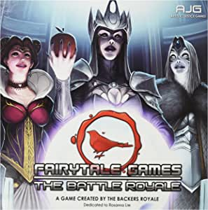 PSI Fairy Tale Games Battle Royale Board Games