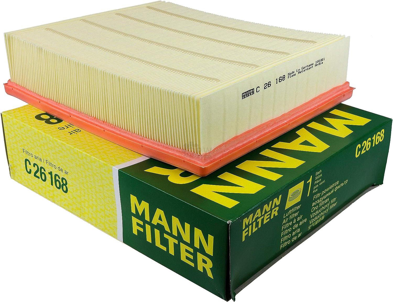 Filter Set Inspektionspaket 6 Liter Mannol Motoröl Elite 5w 40 Api Sn Cf Mann Filter Luftfilter Innenraumfilter Ölfilter Kraftstofffilter Auto