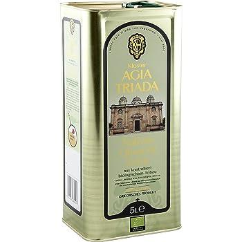 Hochwertiges Olivenöl wird überwiegend in Kanistern aufbewahrt.