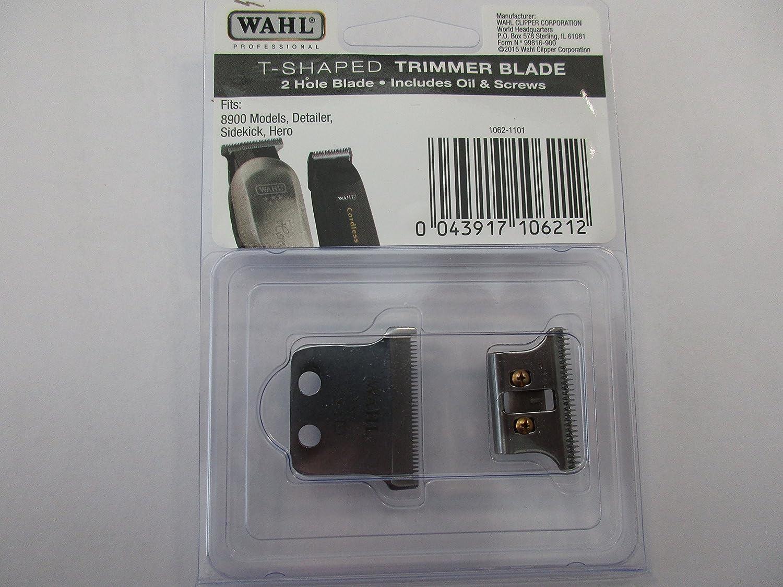 Juego de corte de cuchillo 1062 F, Wahl Detailer T-Shaped Trimmer ...