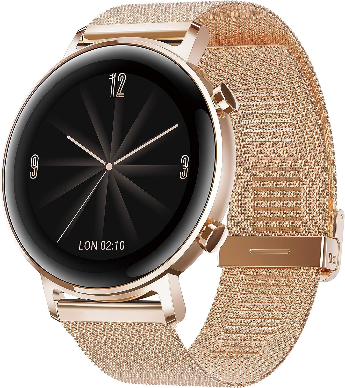 Huawei Watch Gt 2 Smartwatch Refined Gold Elektronik