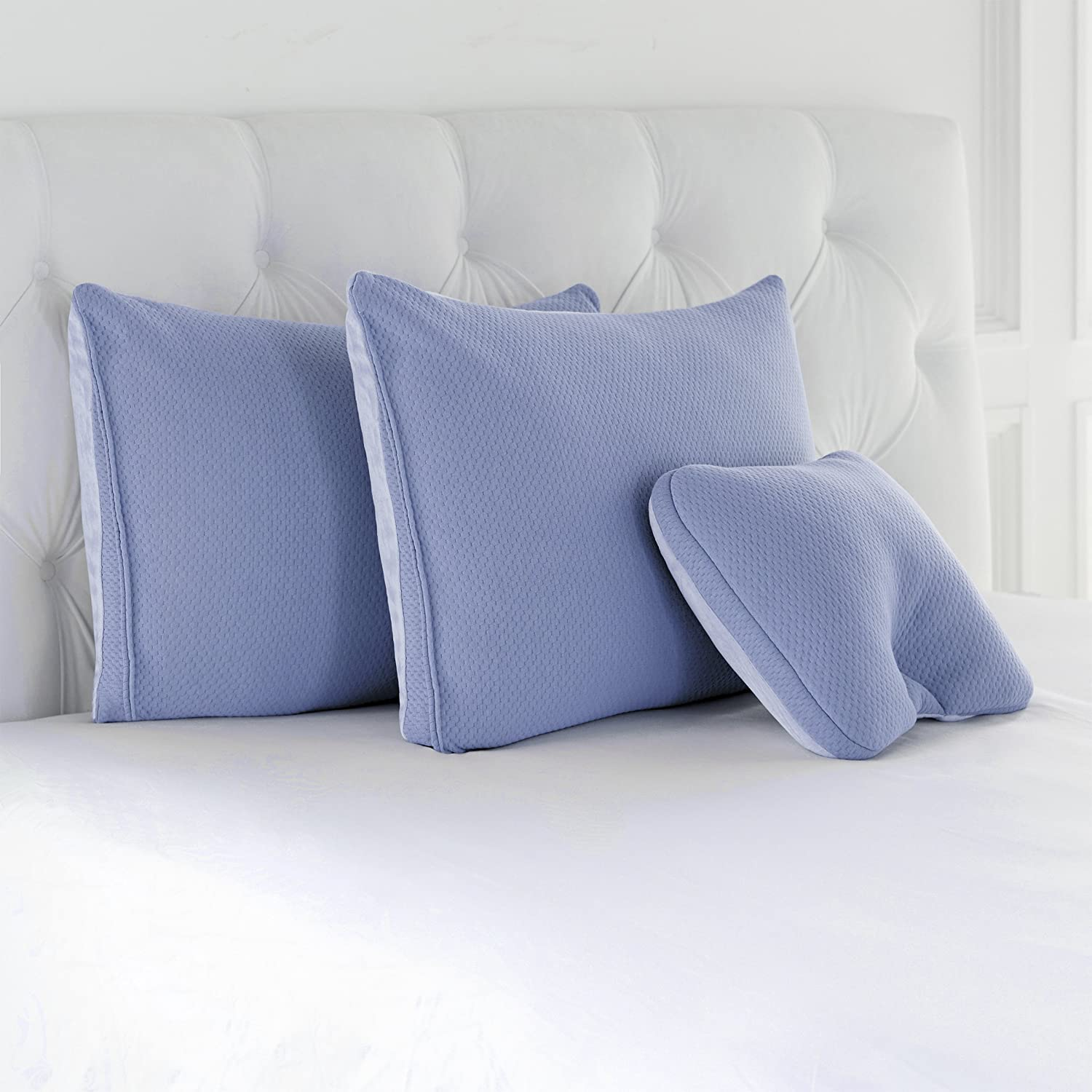 Joy Mangano Set of Three Pillows