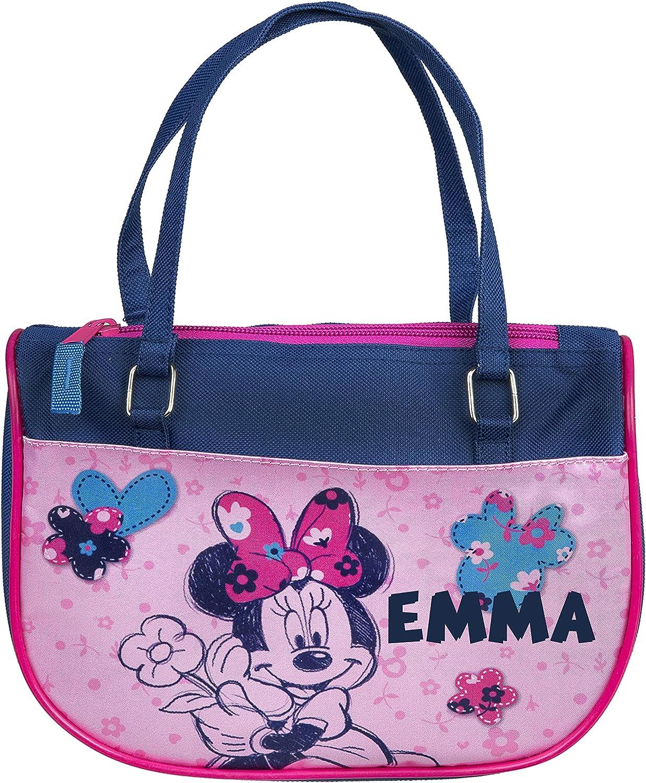 Minnie Maus Handtasche Umhängetasche Schultertasche Kinder Tasche Rot