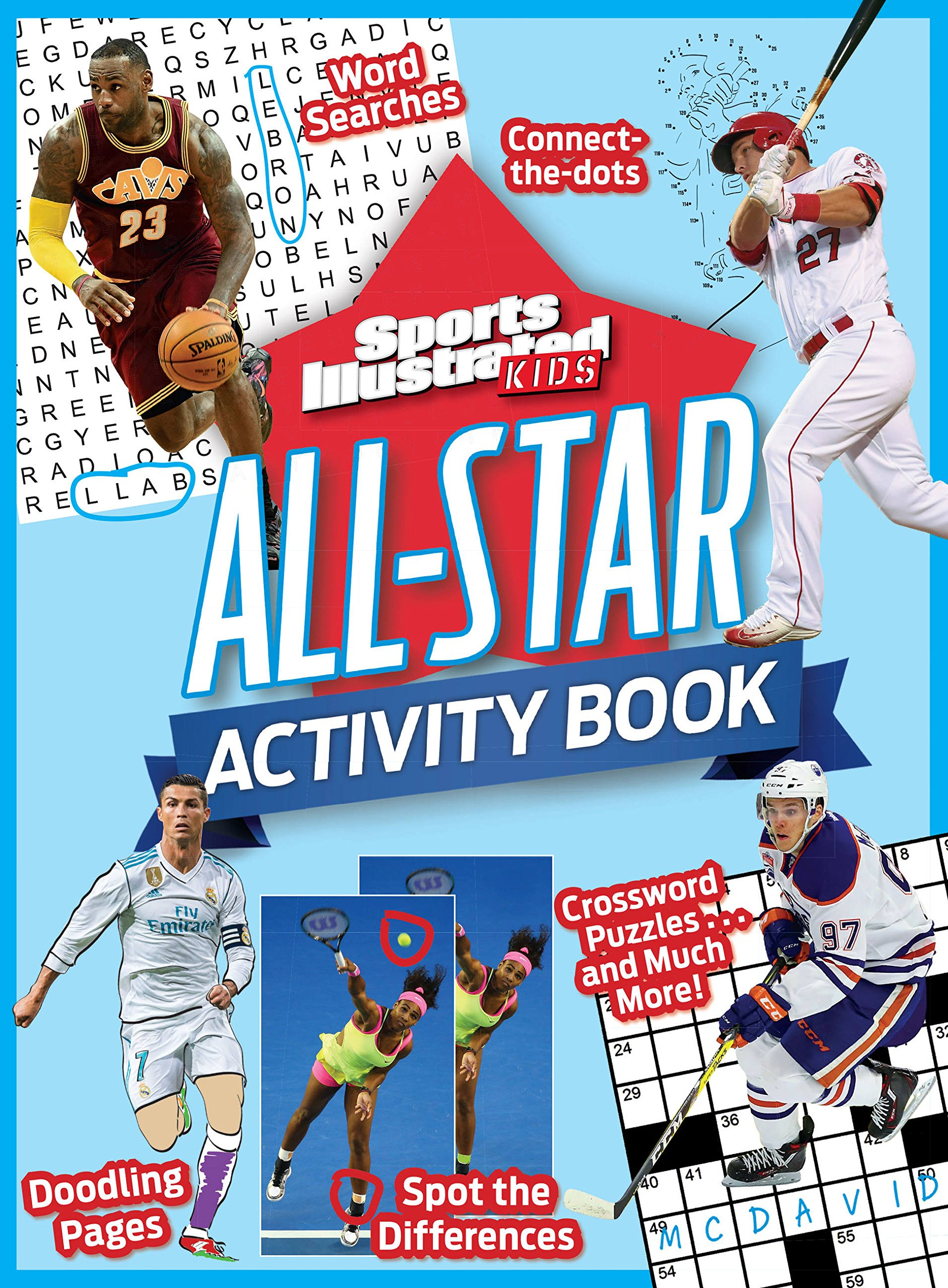 All-Star Activity Book (A Sports Illustrated Kids Book) ebook