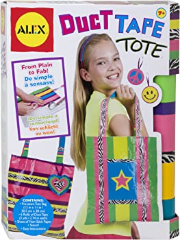 DIY Duct tape Tote