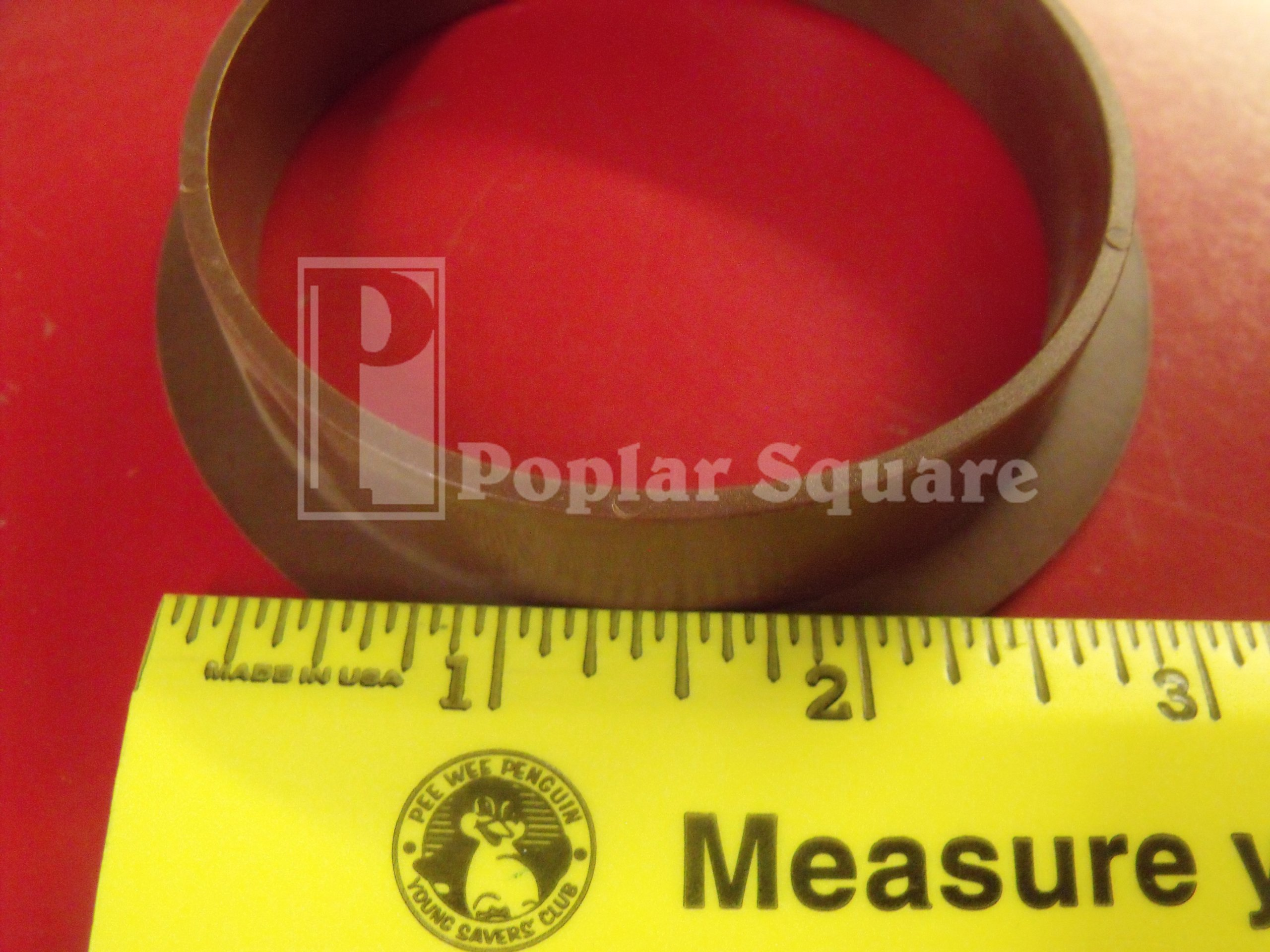 100 Cocoa Brown Finishing Grommet #1954CCBR by Bmi (Image #4)