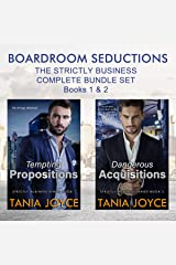 Boardroom Seductions: The Strictly Business Bundle Set Kindle Edition