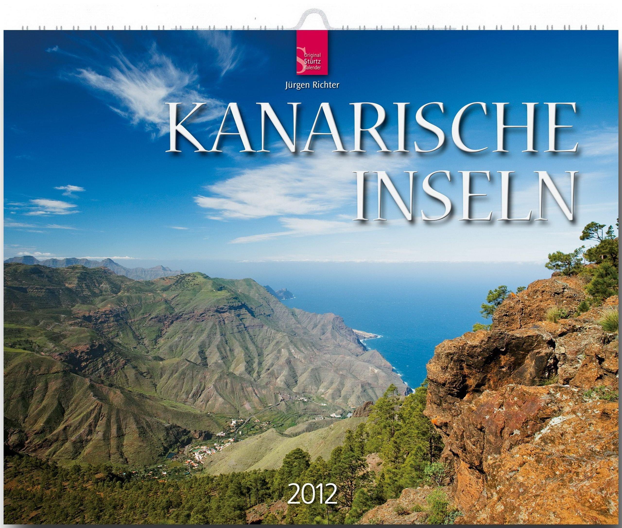 Kanarische Inseln 2012
