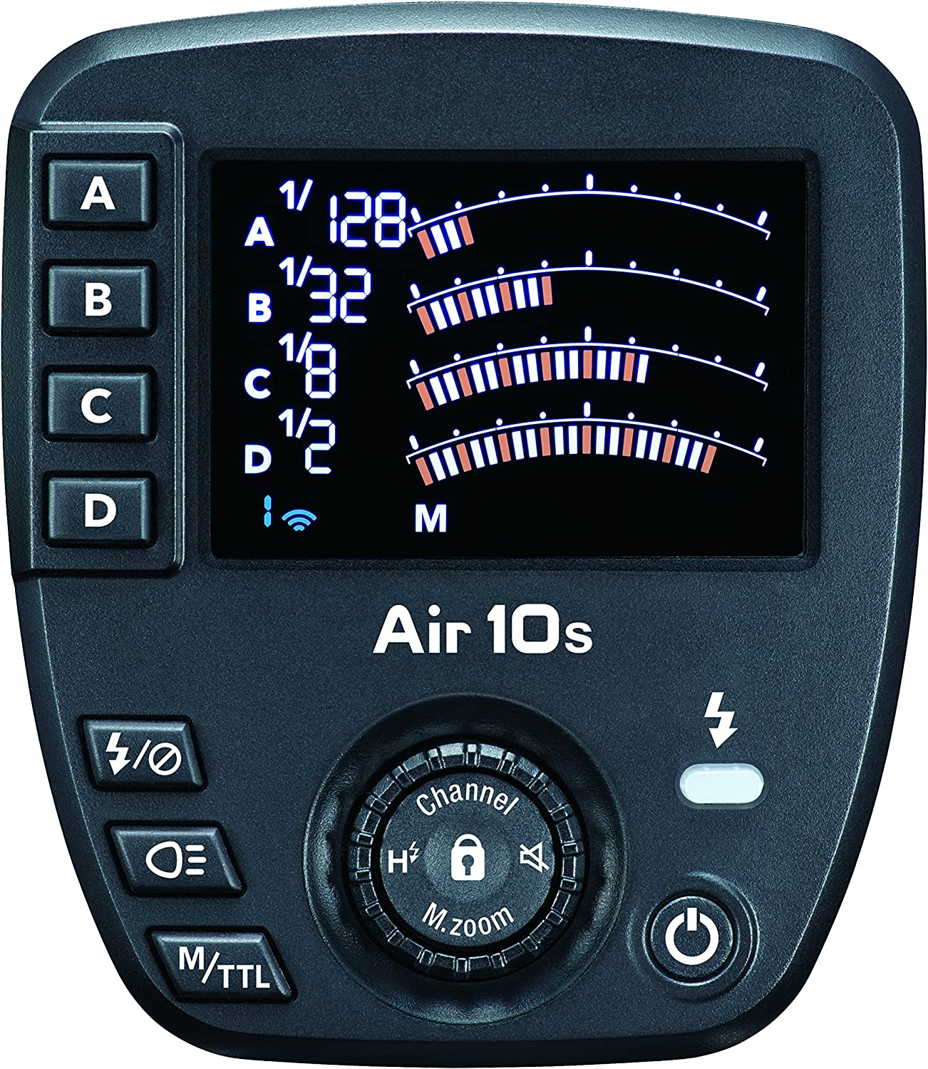 Nissin Air 10s Flash Commander