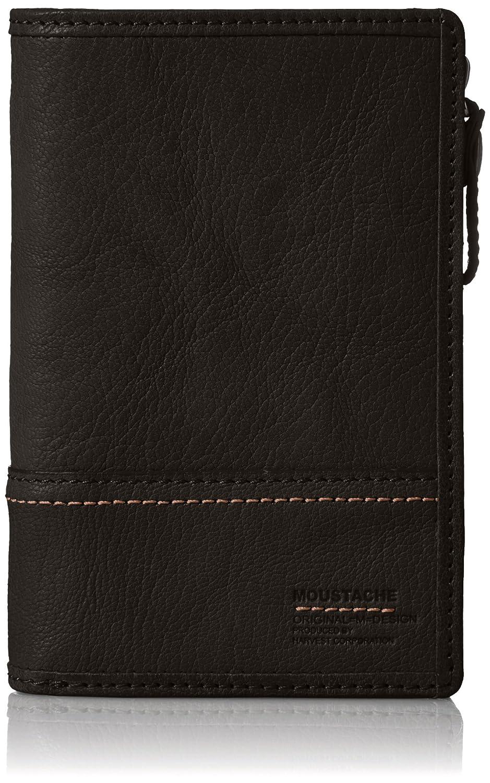 [ムスタッシュ] 財布  DEK5547 B00L7MXPAW  ブラック
