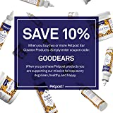 Petpost | Dog Ear Cleaner Wipes - 100 Ultra Soft