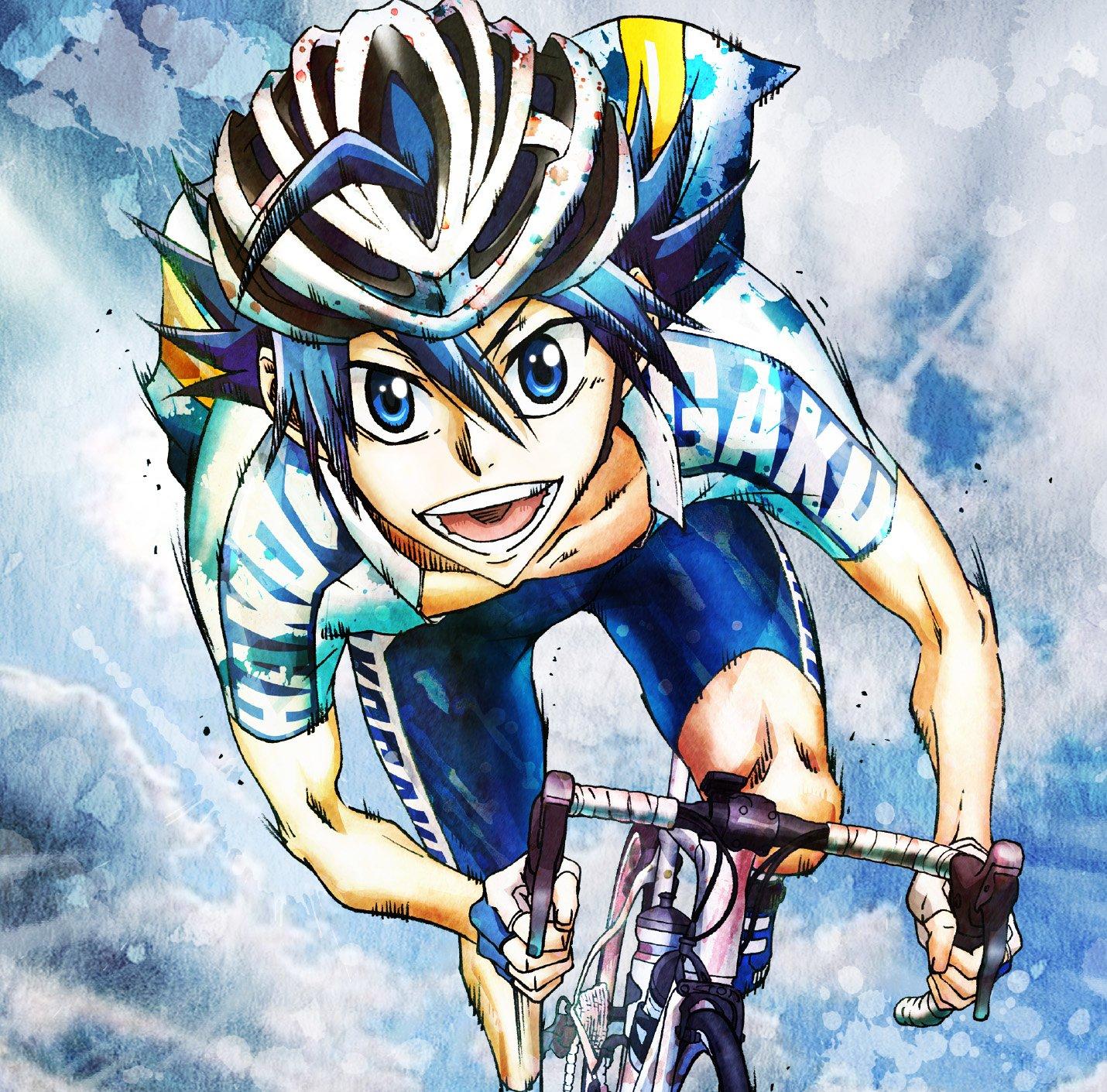 弱虫ペダル 箱根学園キャラクターの使用しているロードバイクのまとめ