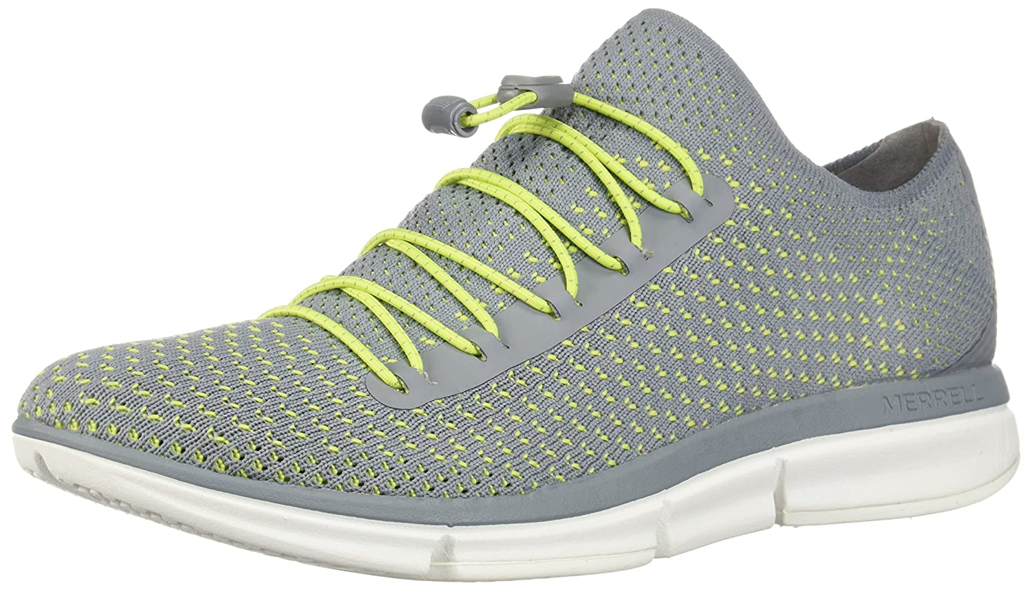 Merrell Womens/Ladies Zoe Lace Sojourn Womens/Ladies Lace Knit Q2 Trainers Lace-up Trainers Shoes Monument 2985893 - piero.space