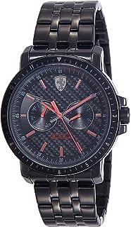 Analog 830515 Quarz Mit Armband Unisex Scuderia Ferrari Silikon Uhr 1JT3FKcl