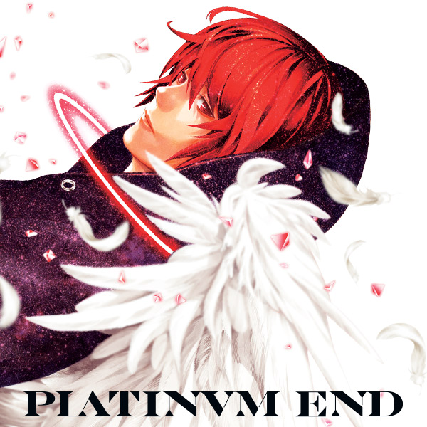 Platinum End (Collections) (4 Book Series)