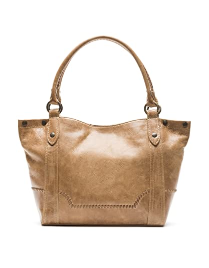 FRYE womens DB378 Melissa Whipstitch Shoulder Tote Bag One Size   Amazon.co.uk  Shoes   Bags 67830fb75e697