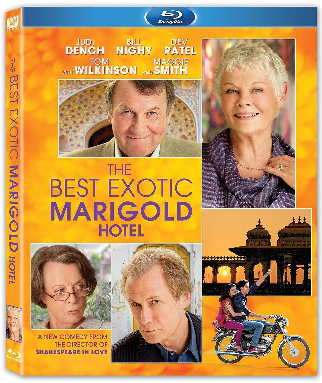 The best marigold hotel