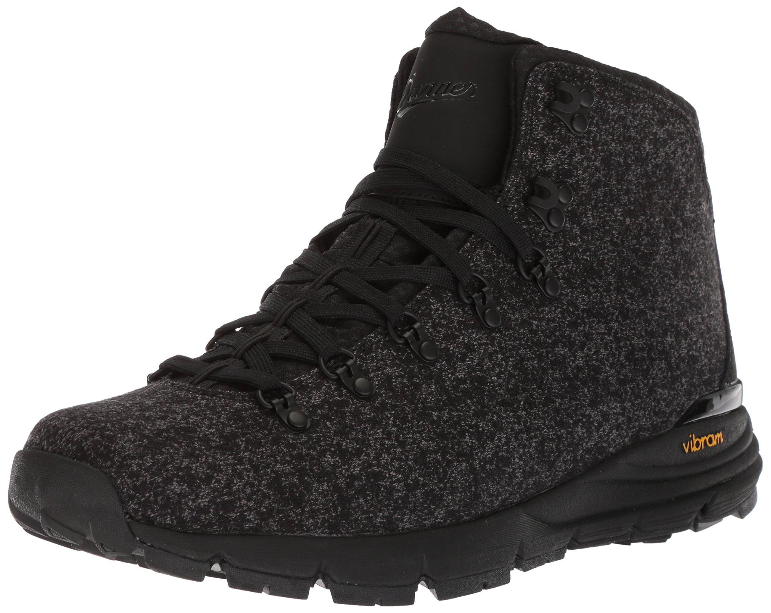 Danner Men's Mountain 600 Enduroweave 4.5''-M's Hiking Boot, Black, 10 2E US