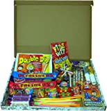 A Quarter Of Letterbox Buster- Old Fashioned Retro Sweets, 450 g