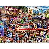 Buffalo Games - Aimee Stewart - Family Vacation - 1000 Piece Jigsaw Puzzle