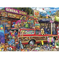 Buffalo Games-Aimee Stewart-Family Vacation-1000 Piece Jigsaw Puzzle