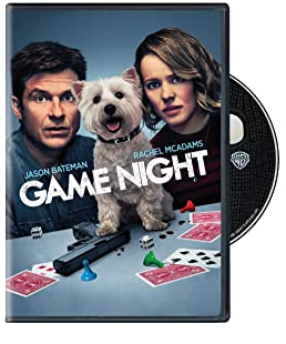 Game Night (DVD) (DVD)