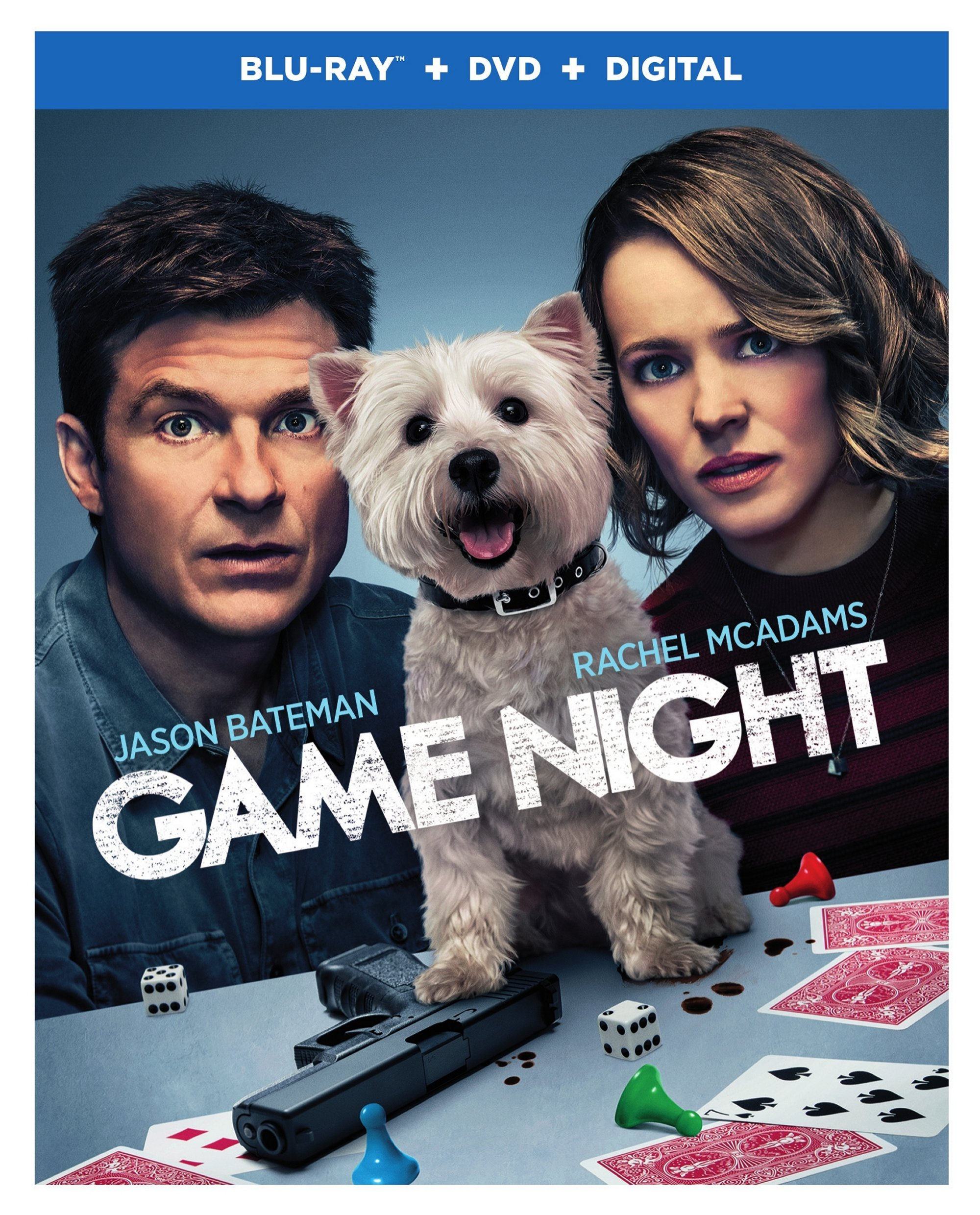 Blu-ray : Game Night (Blu-ray)