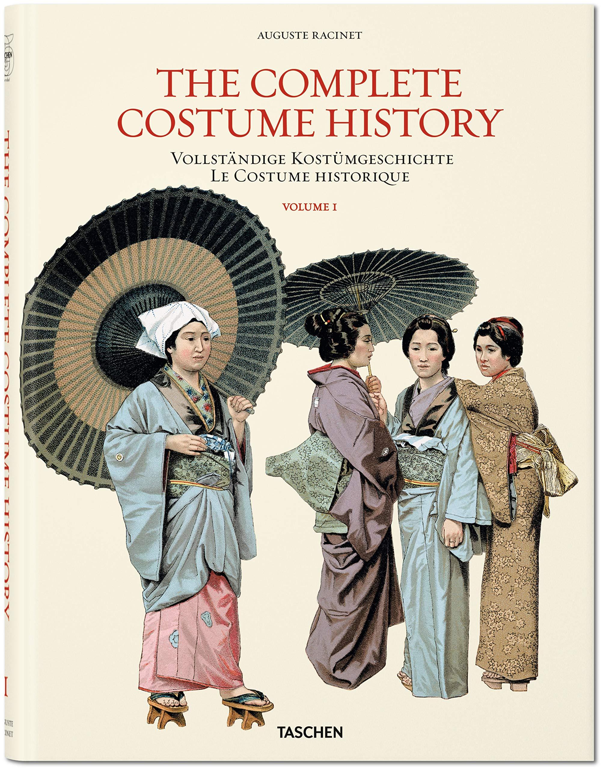Auguste Racinet: The Costume History