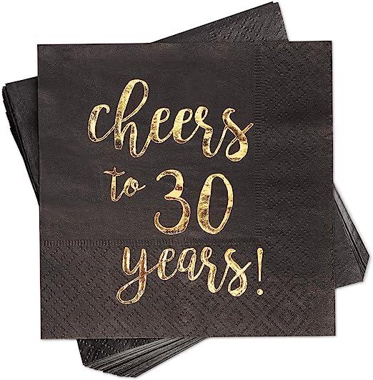 Amazon.com: Servilletas de papel desechables para fiestas ...